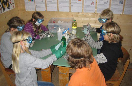 Förderverein Naturlabor Gebrüder-Grimm-Schule