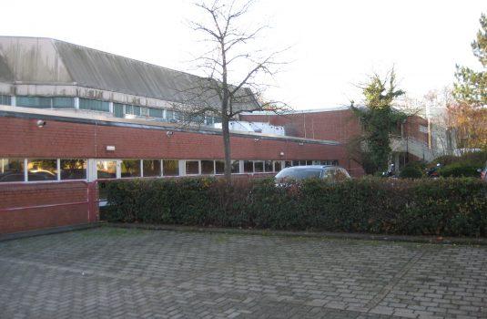 Turnhalle Gebrüder-Grimm-Schule